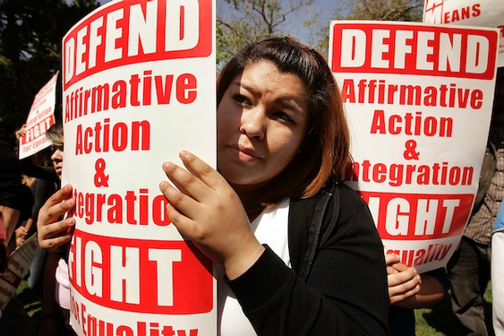 'Race does matter': Why Latino advocates are pushing for affirmative action in California