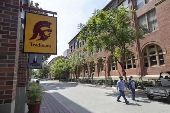 USC admits largest, most diverse freshman class despite coronavirus setbacks
