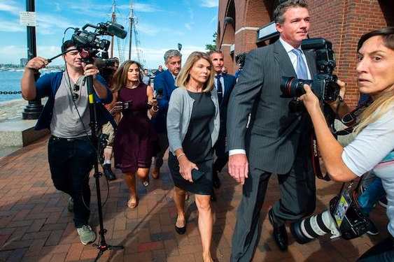 Lori Loughlin's tough start at Calif. prison: COVID-19 quarantine, no visits, cheap hygiene products