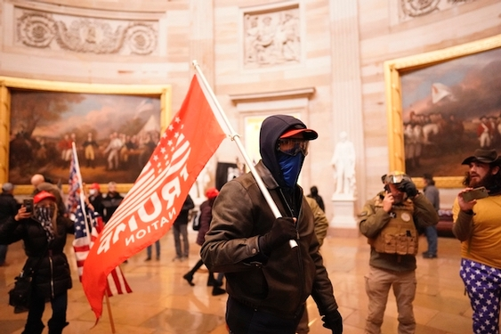 Officials eye sedition, conspiracy charges as investigation of Capitol riot expands