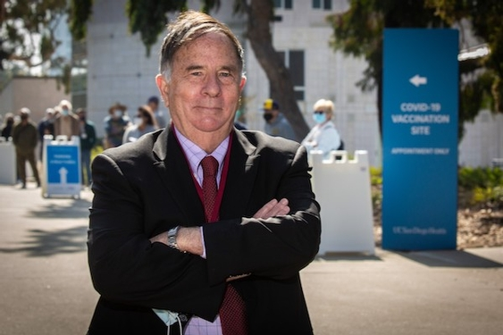 Researcher who helped slow AIDS crisis has UC San Diego on fast track out of coronavirus pandemic