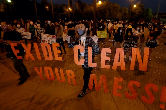 L.A. is home to heavy industry— and more federal deals not to prosecute polluters than anywhere else