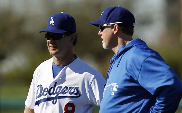 New Additions to L.A. Dodgers' Coaching Staff