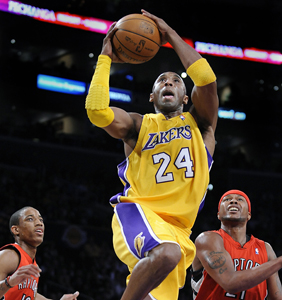Lakers Bounce Back From Road Slide
