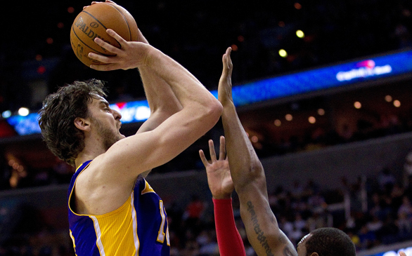 Pau Gasol: 'Certain Level of Selfishness' in Lakers