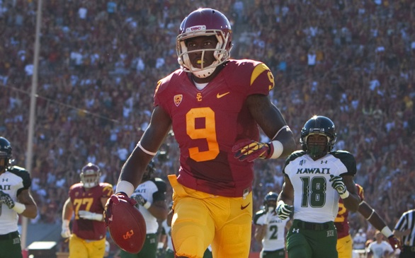 USC, Marqise Lee Declare Innocence in Autographs for Pay Accusation