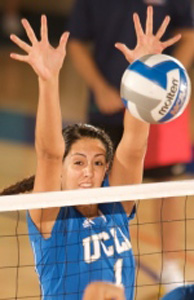 Women's Volleyball Resides in the West