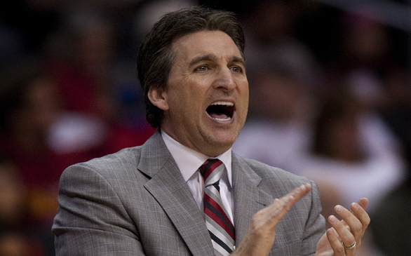 Clippers Announce the Return of Vinny Del Negro as Coach