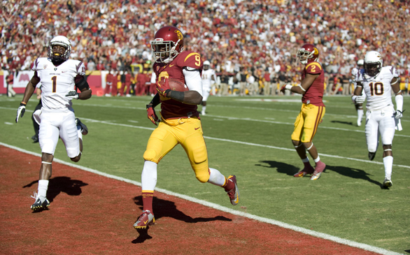 USC's Marqise Lee Named Pac-12 Offensive Player of the Year