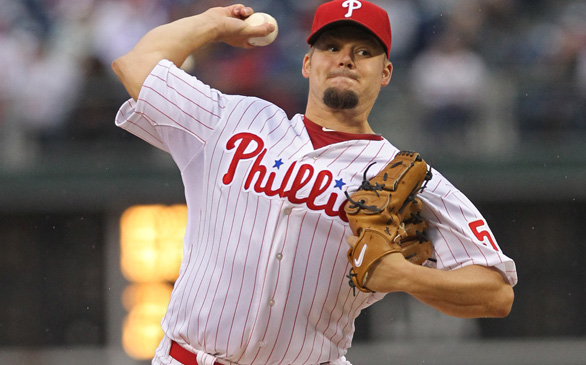 Dodgers Acquire Joe Blanton, Awarded Claiming Rights on Cliff Lee