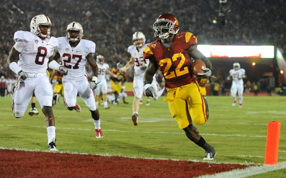 USC Blows Opportunity, UCLA Takes Cal