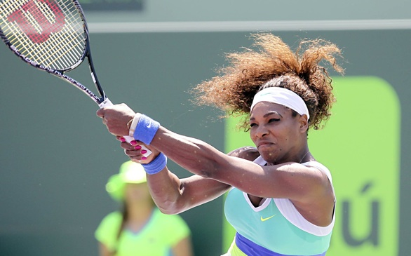 Serena Williams Advances to U.S. Open Women's Finals