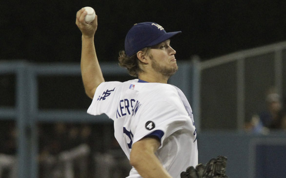 Kershaw, Dodgers Agree on Two-Year, $19 Million Deal