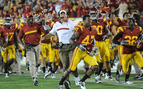 USC Football Fills Coaching Vacancies