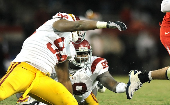 Former USC Football Player Sues School