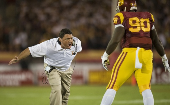 Orgeron Changes USC's Recruiting Philosophy