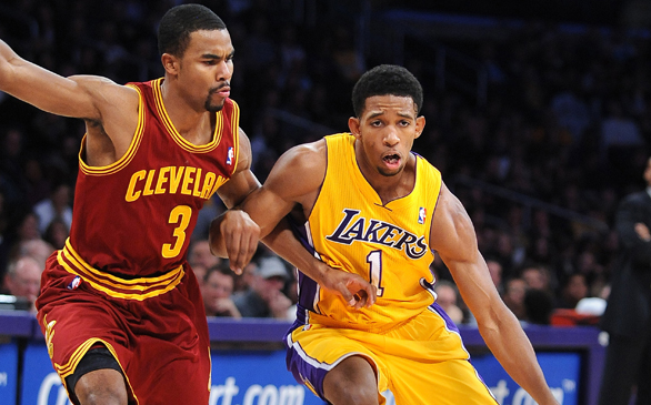 Lakers Acquire Sessions, Trade Fisher