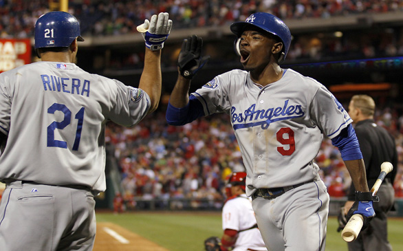 Dodgers Sweep Phillies in Philly, Begin Interleague Play