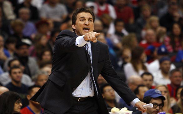 Vinny Del Negro has Clippers in Winning Mode