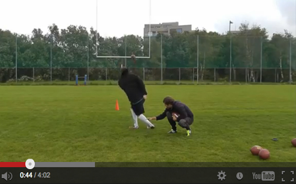 Norwegian Kicker's Tricks, Kicks Video