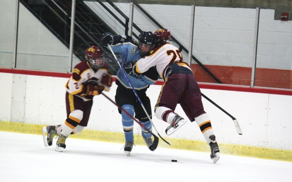 Trojans, Bruins to Battle on the Ice Again