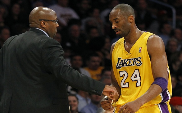 Kobe Bryant still receiving pain shots before games