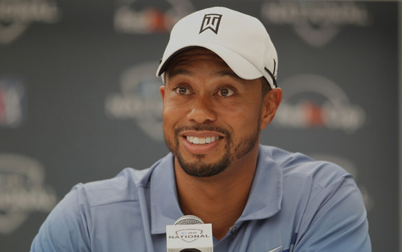 Tiger Woods Opts out of British Open