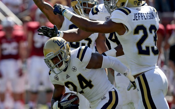 UCLA Still Has Shot at Playing in Rose Bowl Game