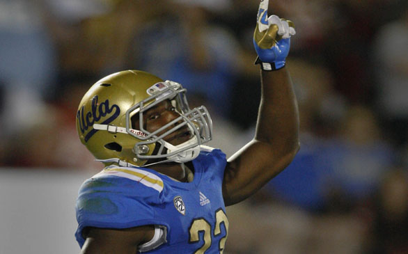 Pac-12 Honors UCLA's Johnathan Franklin Again