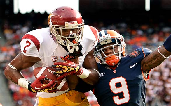 USC Captures Victory at Syracuse