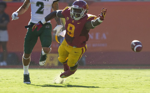 Marqise Lee Wins Pac-12 Player of the Week Honors