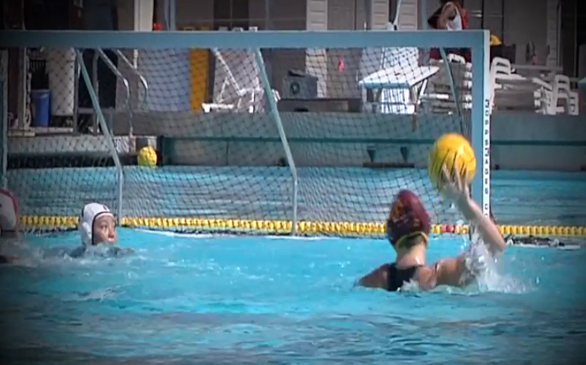 USC Women's Water Polo Wins Championship