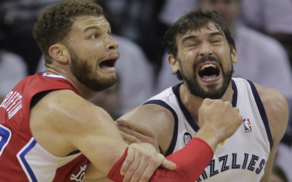 Clippers Beat Grizzlies in Game 7, Face Spurs Next