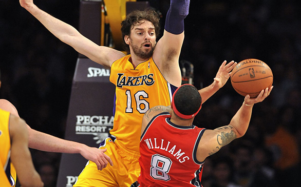 Lakers' Options Remain Limited