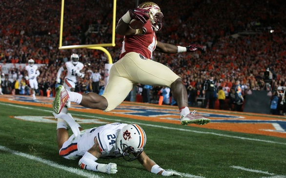 Florida State's TD with 13 Seconds Left Wins BCS Title