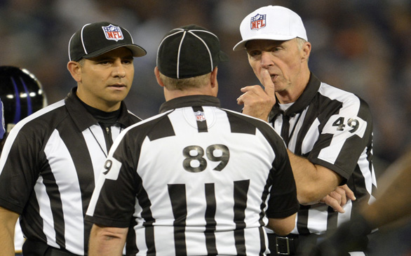 NFL Reaches Agreement with Officials to End Lockout