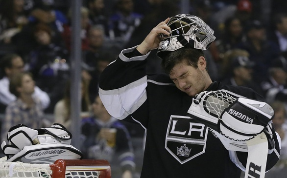 Kings Goalie Jonathan Quick is on Pace to Play for U.S. at Olympics