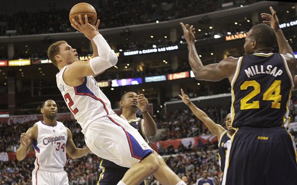Clippers Winning Streak Ends at 17