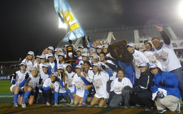 UCLA Beats Florida State 1-0 to Capture First Women's Soccer Title