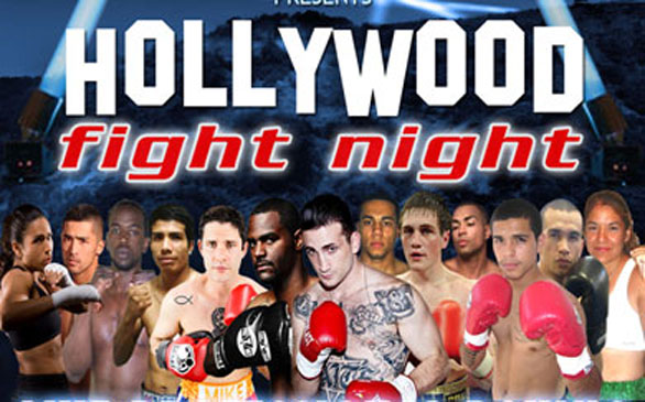 Hollywood Fight Night Returns To Florentine Gardens September 20th
