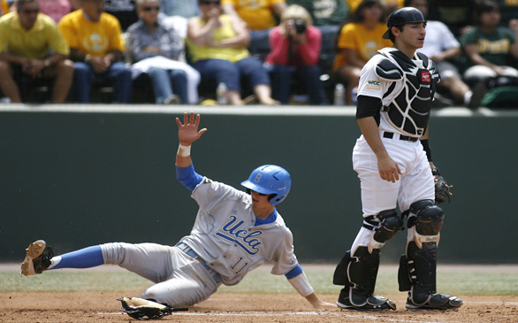 UCLA Baseball Seeded No. 2 in Postseason