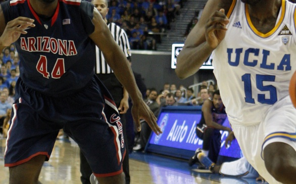 There's No Love Lost Between UCLA and Arizona in Men's Basketball