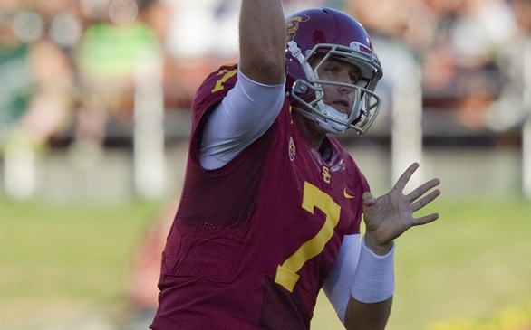 Matt Barkley's Legacy at USC