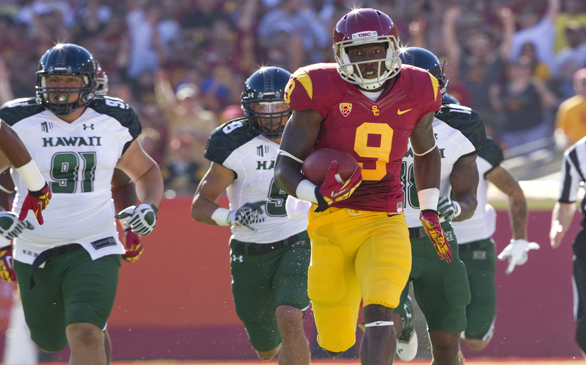 USC Receiver Marqise Lee Named to AP All-American First Team