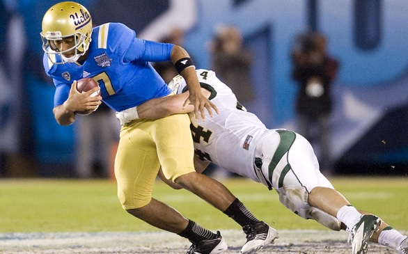 UCLA Falls Short in Holiday Bowl