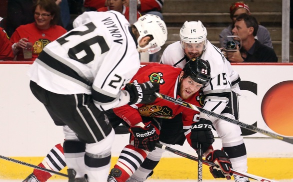 L.A. Kings Attempt to Salvage Series Tonight