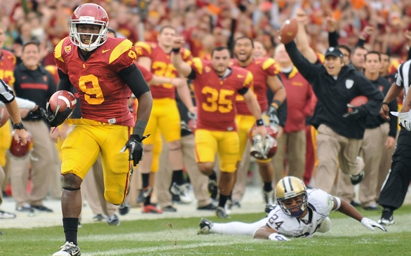 USC Ranks 7th in 2012 Football Recruiting Class
