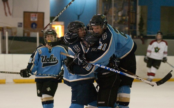 UCLA's Hockey Club Suspended, Then Reinstated