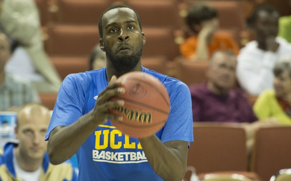 Shabazz Muhammad Sent Home for Bringing Female Guest to Hotel Room