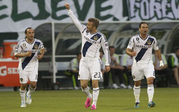 Galaxy Rally Back, Tie 2-2 in Vancouver
